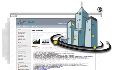 Open-Realty<sup>®</sup> Hosting Plan