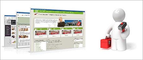 A quick site installer